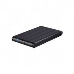 TooQ External Box TQE-2530B HDD 2.5 SATA III USB 3.0 Black
