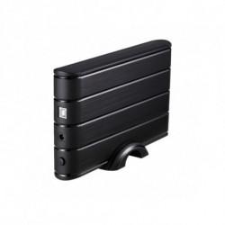TooQ TQE-3530B contenitore di unità di archiviazione 3.5 Enclosure HDD Nero