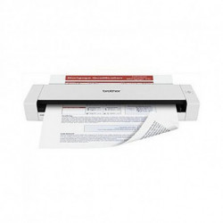 Brother DS-720D escaner 600 x 600 DPI Blanco A4