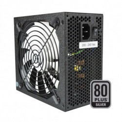 Tacens Radix VII AG fonte de alimentação 600 W ATX Preto 1RVIIAG600