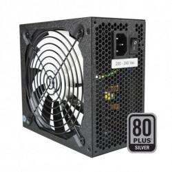 Tacens Radix VII AG unidad de fuente de alimentación 600 W ATX Negro 1RVIIAG600