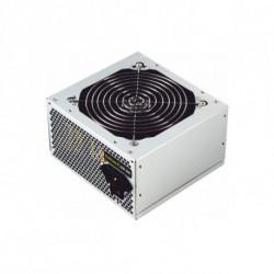 TooQ TQEP-500SSE fonte de alimentação 500 W ATX Prateado