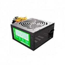 Tacens APII600 unidad de fuente de alimentación 600 W ATX Negro