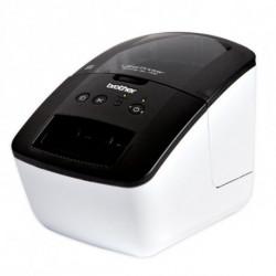Brother QL-700 impressora de etiquetas Acionamento térmico direto 300 x 300 DPI