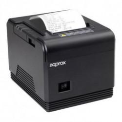 approx! Impressora de Etiquetas appPOS80AM USB Preto