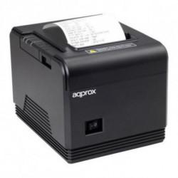 approx! Impressora de Etiquetas appPOS80AM3 USB/Ethernet Preto