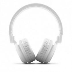 Energy Sistem Auriculares con Micrófono DJ2 426737 Blancos