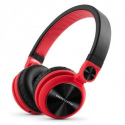 Energy Sistem Casque DJ2 424597 Rouge