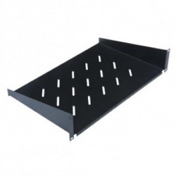 WP Fixed Tray for Rack CabinetN-AFS-21035- 1 U 350 mm Black