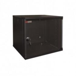 WP Wall-mounted Rack CabinetN-RWA-06604- 6 U 540 x 450 x 310 mm Black