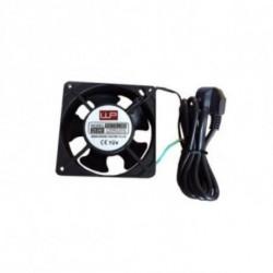 WP Ventilateur pour Armoire RackN-ACS-FAN120 120 x 120 x 38 mm 220 V