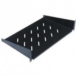 WP Plateau Fixe pour Armoire RackN-AFS-21030- 1 U 300 mm Noir