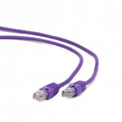 iggual IGG310564 cabo de rede 3 m Cat5e U/UTP (UTP) Roxo