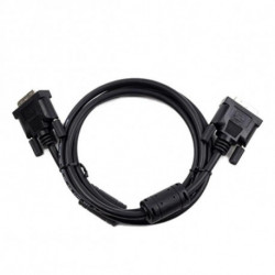 iggual 3m DVI-D DVI-Kabel Schwarz PSICC-DVI2-BK-10