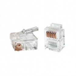 iggual IGG311387 wire connector RJ11