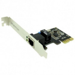 approx! Carta de Rede APPPCIE1000 PCI E 10 / 100 / 1000 Mbps