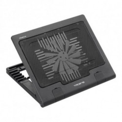 Tacens Abacus base di raffreddamento per notebook 43,2 cm (17) Nero 4ABACUS