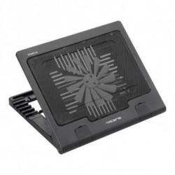 Tacens Abacus système de refroidissement pour ordinateurs portables 43,2 cm (17) Noir 4ABACUS