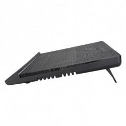 Tacens Supra notebook cooling pad 44.2 cm (17.4) Black 4SUPRA