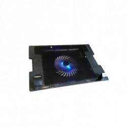 Tacens Anima ANBC2 base di raffreddamento per notebook 43,2 cm (17) Nero