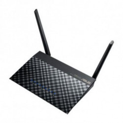 ASUS RT-AC51U wireless router Dual-band (2.4 GHz / 5 GHz) Fast Ethernet Black 90IG0150-BM3G00