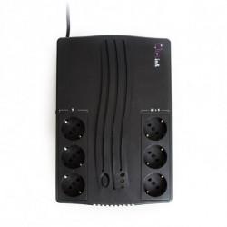 L-Link Offline UPS LL-900-G6 900 VA 6 x Shucko