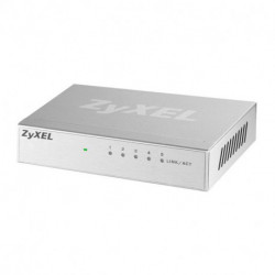 Zyxel GS-105B v3 Unmanaged L2+ Gigabit Ethernet (10/100/1000) Silber GS-105BV3-EU0101F