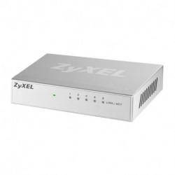 Zyxel GS-105B v3 Unmanaged L2+ Gigabit Ethernet (10/100/1000) Silver GS-105BV3-EU0101F