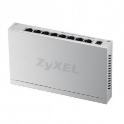Zyxel GS-108B V3 Unmanaged L2+ Gigabit Ethernet (10/100/1000) Silber GS-108BV3-EU0101F