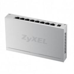 Zyxel GS-108B V3 Unmanaged L2+ Gigabit Ethernet (10/100/1000) Silver GS-108BV3-EU0101F