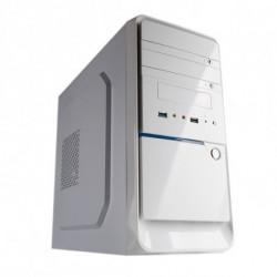 Hiditec Q3 White Edition Micro-Tower Blanco CH40Q30017