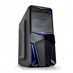 NOX Caja Semitorre ATX NXPAX USB 3.0 Negro