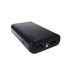 Tacens APWB1 batteria portatile Nero Ioni di Litio 8400 mAh