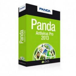 Panda Antivirus Pro 2013 1 license(s) 1 year(s) A12AP131