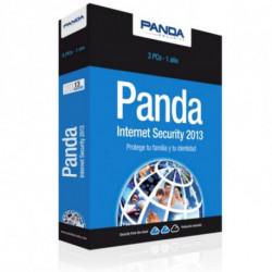 Panda Internet Security 2013 3 licenza/e 1 anno/i A12IS13