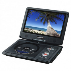 Brigmton BDVD-1093 portable DVD/Blu-Ray player Tabletop Black 22.9 cm (9)