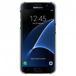 Samsung EF-QG930 coque de protection pour téléphones portables 12,9 cm (5.1) Housse Noir EF-QG930CBEGWW