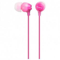Sony Kopfhörer MDR EX15LP in-ear Rosa MDR-EX15LPPI