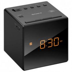 Sony ICF-C1 Radio portable Horloge Noir ICFC1B
