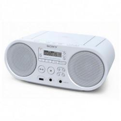 Sony Radio mit CD-Laufwerk ZS-PS50 Weiß ZSPS50W
