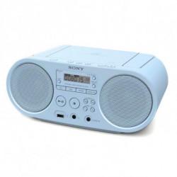 Sony Radio mit CD-Laufwerk ZS-PS50 Blau ZSPS50L