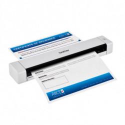 Brother DS-620 escaner 600 x 600 DPI Escáner alimentado con hojas Negro, Blanco A4