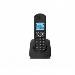Alcatel Kabelloses Telefon F380S Schwarz