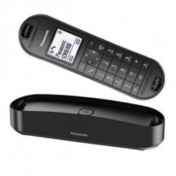 Panasonic Kabelloses Telefon KX-TGK310SPB Schwarz