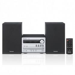 Panasonic Cadena de Música SC-PM250EC-S Bluetooth 20W