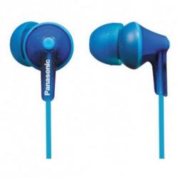 Panasonic Casque RP-HJE125E in-ear Bleu