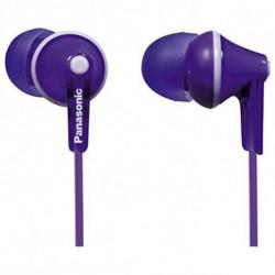 Panasonic Casque RP-HJE125E in-ear Violet