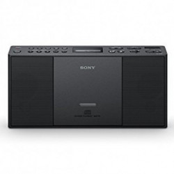 Sony Micro-Hi-Fi-System ZS-PE60 Schwarz ZSPE60B