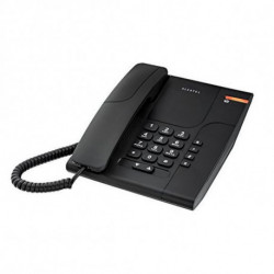 Alcatel Landline Telephone T180 Temporis Black