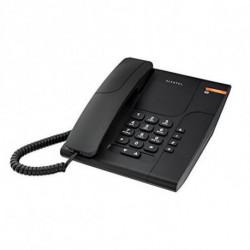 Alcatel Teléfono Fijo T180 Temporis Negro